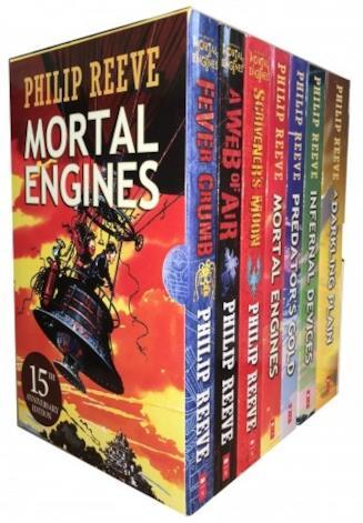 I 7 volumi di Macchine Mortali