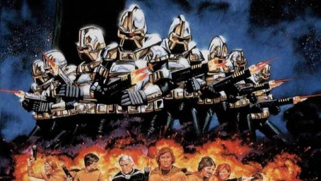 Battlestar Galactica anni '70
