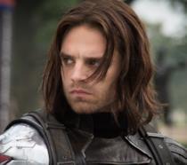 Sebastian Stan nel ruolo di Bucky