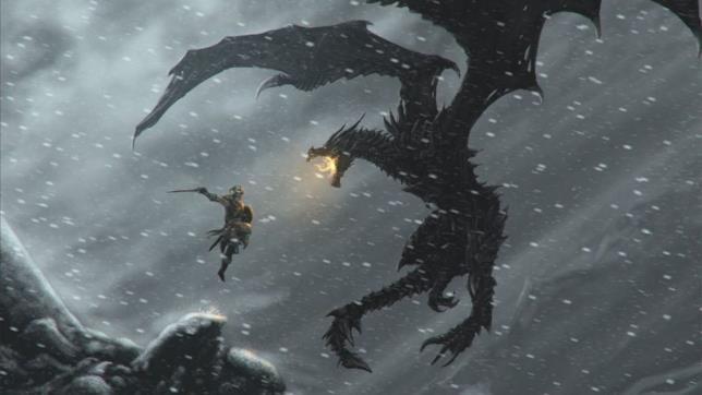 The Elder Scrolls V: Skyrim VR porta l'avventura nella realtà virtuale