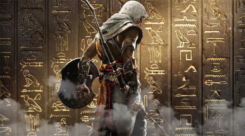 Bayek è il protagonista di Assassin's Creed Origins
