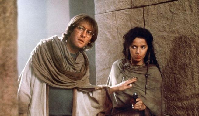 Daniel Jackson in una scena di Stargate (1994)