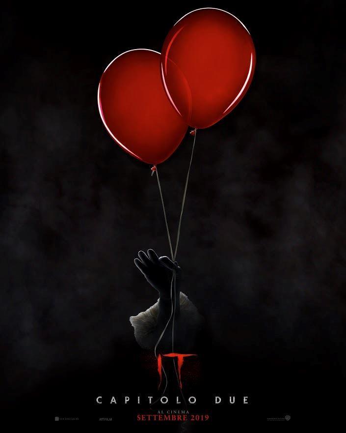 I palloncini di Pennywise nel teaser trailer di IT: Capitolo 2
