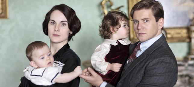 Downton Abbey, l'amore inesplorato