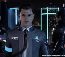 Uno dei protagonisti di Detroit: Become Human