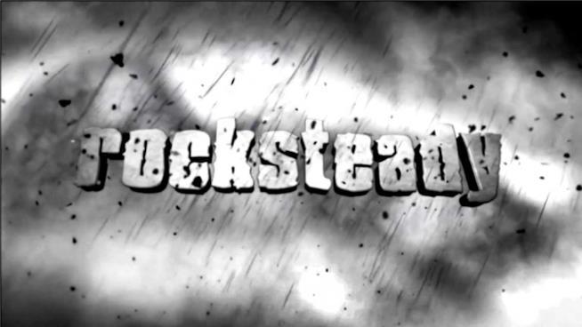 Il logo dello studio Rocksteady