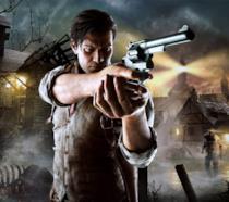 Il protagonista della saga di The Evil Within impugna la sua fedele pistola