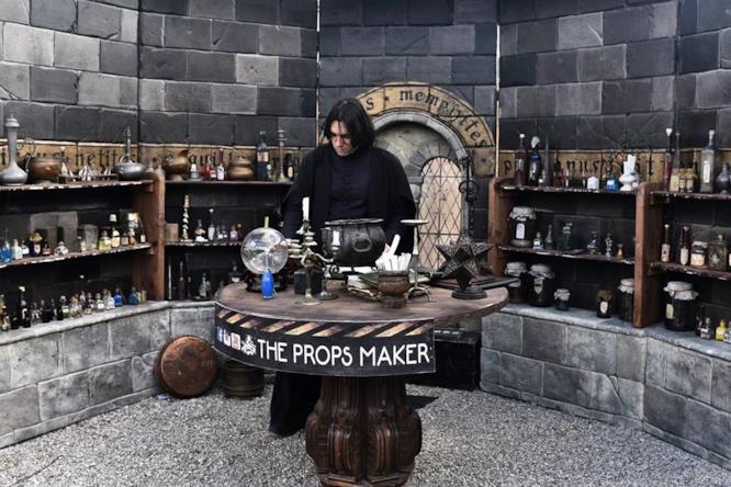 Lo stand di The Props Maker