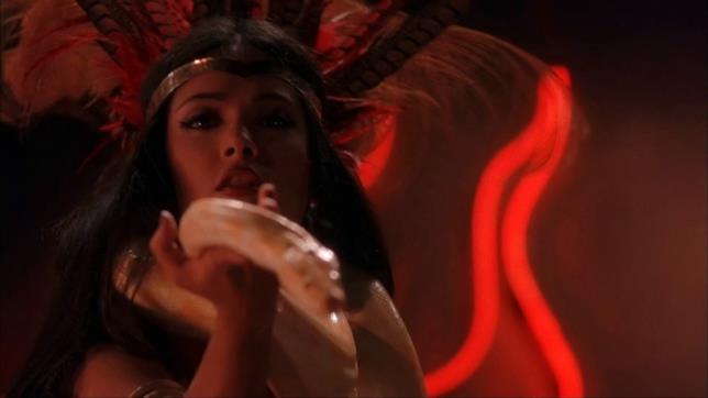Santanico Pandemonium, interpretata da Salma Hayek