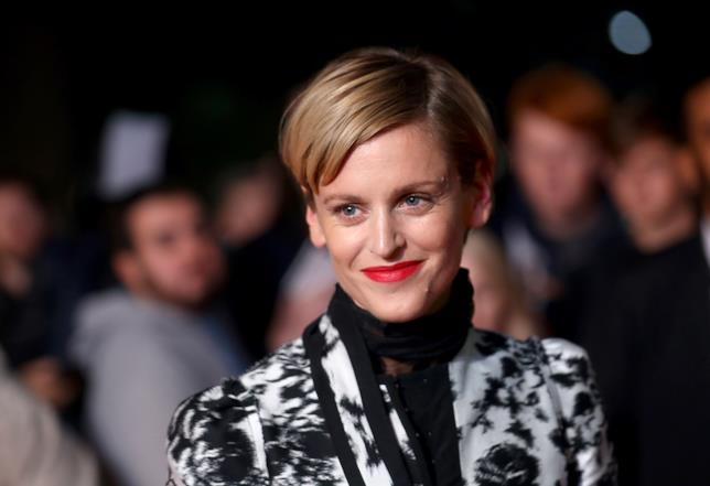 L'attrice Denise Gough