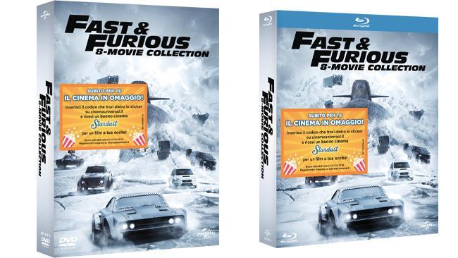 Fast & Furious - Boxset - Home Video