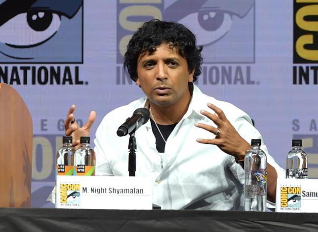 M. Night Shyamalan, regista e produttore