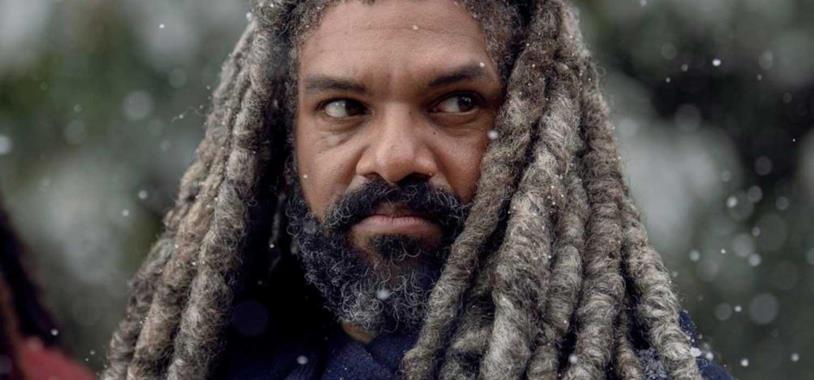 Ezekiel affronta la tempesta nell'episodio 9x16