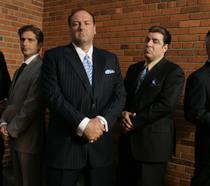 Il mitico cast de I Soprano, di cui faranno un film prequel