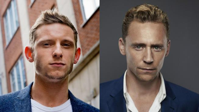 Jamie Bell e Tom Hiddleston, i due favoriti per il dopo Craig