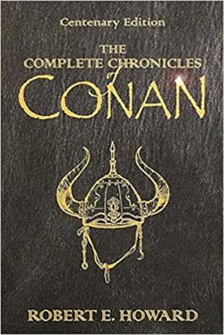 serie di romanzi Conan il barbaro