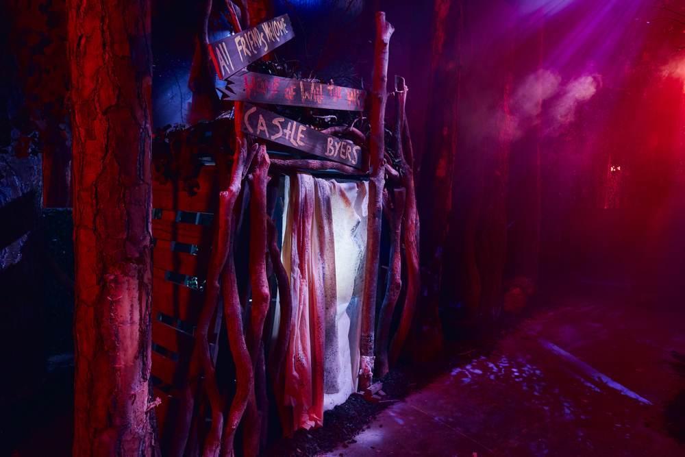 La casa infestata di Stranger Things: la ricostruzione del  nascondiglio di Will Byers