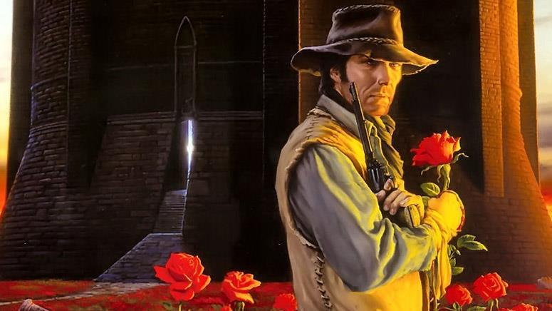 Illustrazione ispirata a La Torre Nera, dal sito ufficiale della saga