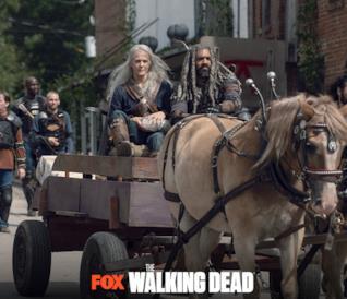 The Walking Dead 9, ecco le prime immagini dei nuovi episodi!