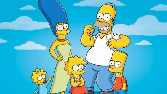 La famiglia più famosa d'America: i Simpson