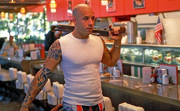 I vari tatuaggi di Xander Cage
