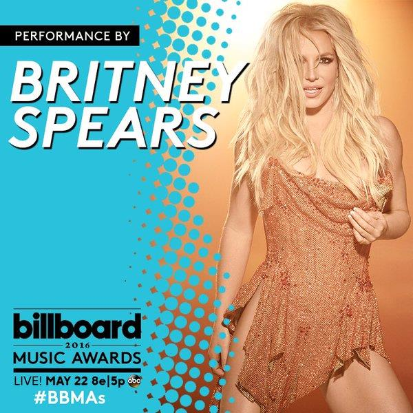 Billboard Music Awards Britney Spears 2016