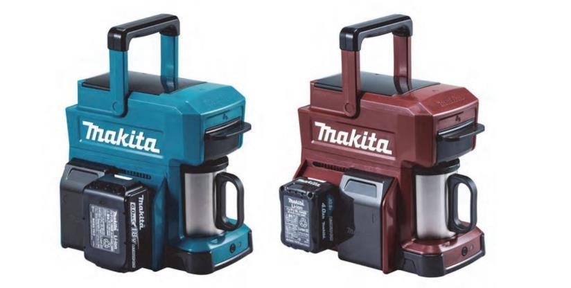 La Coffe Machine CM501D di Makita
