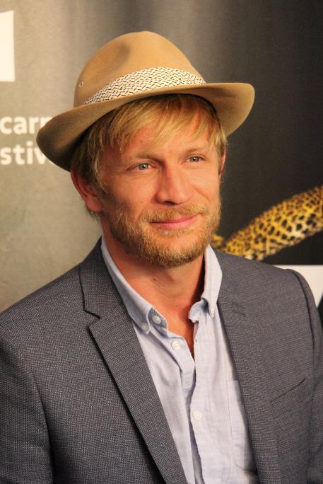 L'attore belga Jérémie Renier