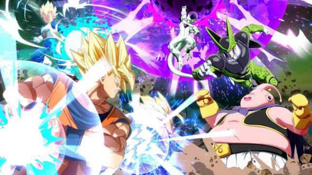 Dragon Ball FighterZ in uscita a gennaio del 2018 in Italia