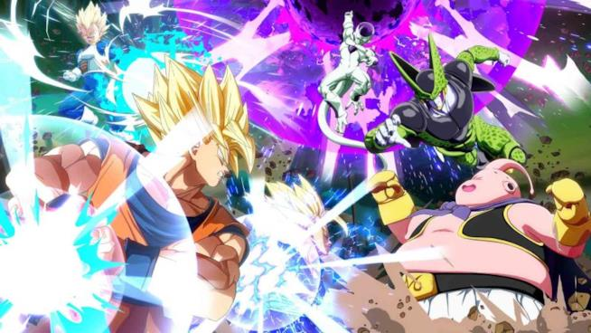 Dragon Ball FighterZ in uscita a gennaio