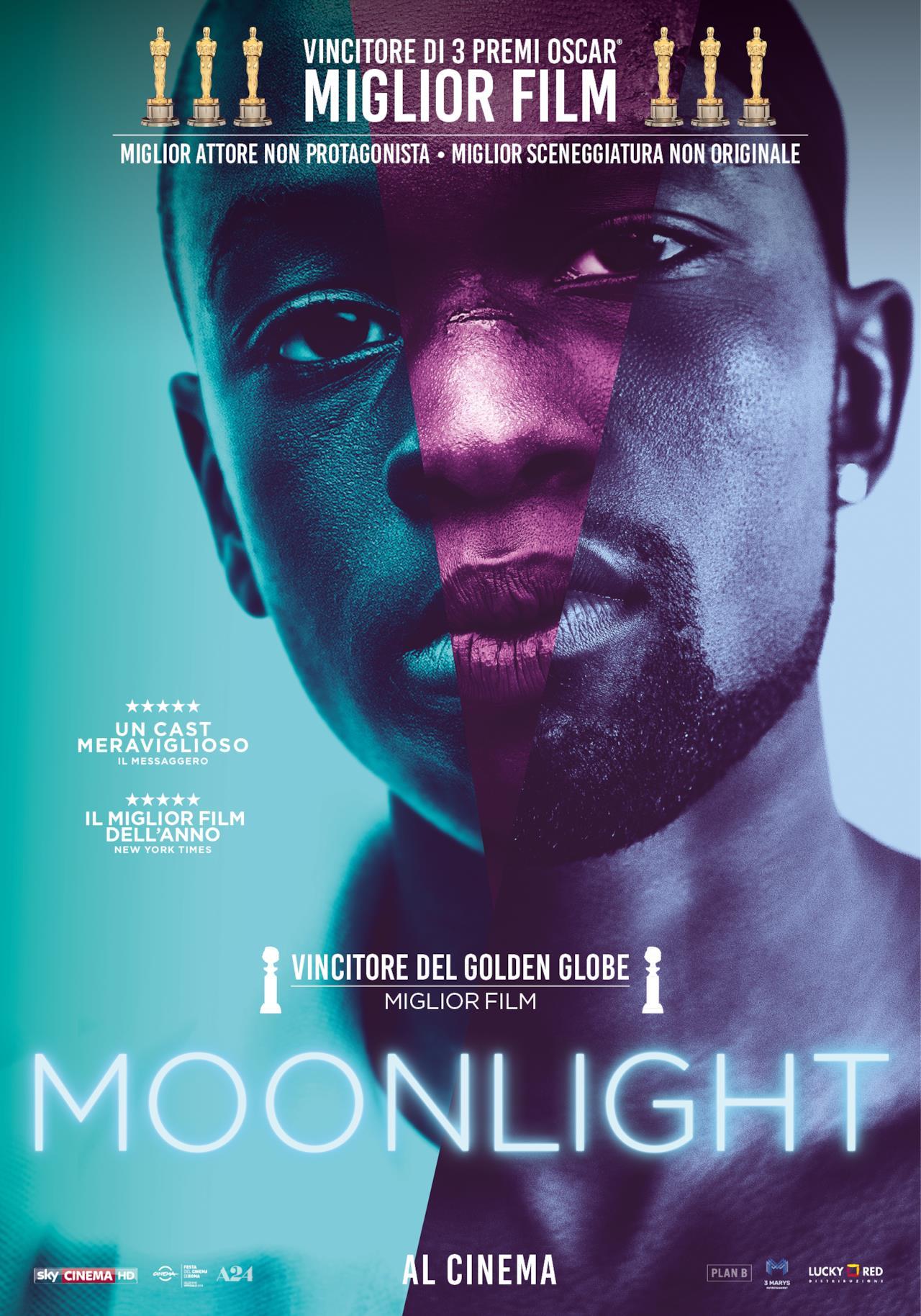 Risultato immagini per Moonlight