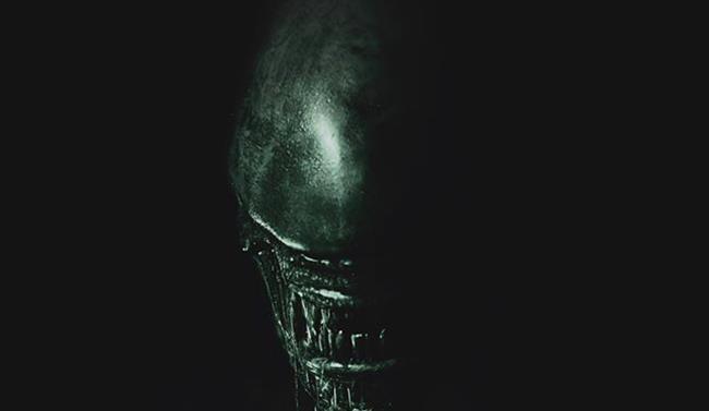 Lo Xenomorfo di Alien: Covenant