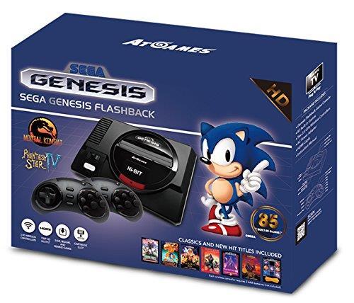 Il SEGA Mega Drive Mini prodotto da AtGames