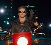 Arnold Schwarzenegger nei panni del Terminator