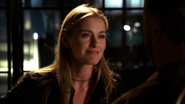 Sofia Curtis, volto noto di CSI - Scena del crimine