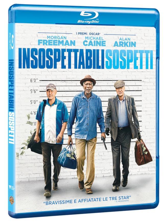 Insospettabili Sospetti Blu-Ray in uscita