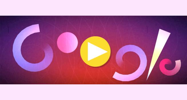La gif del Google Doodle del giorno