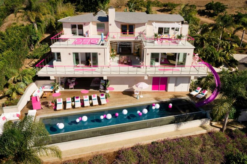 Malibu DreamHouse di Barbie