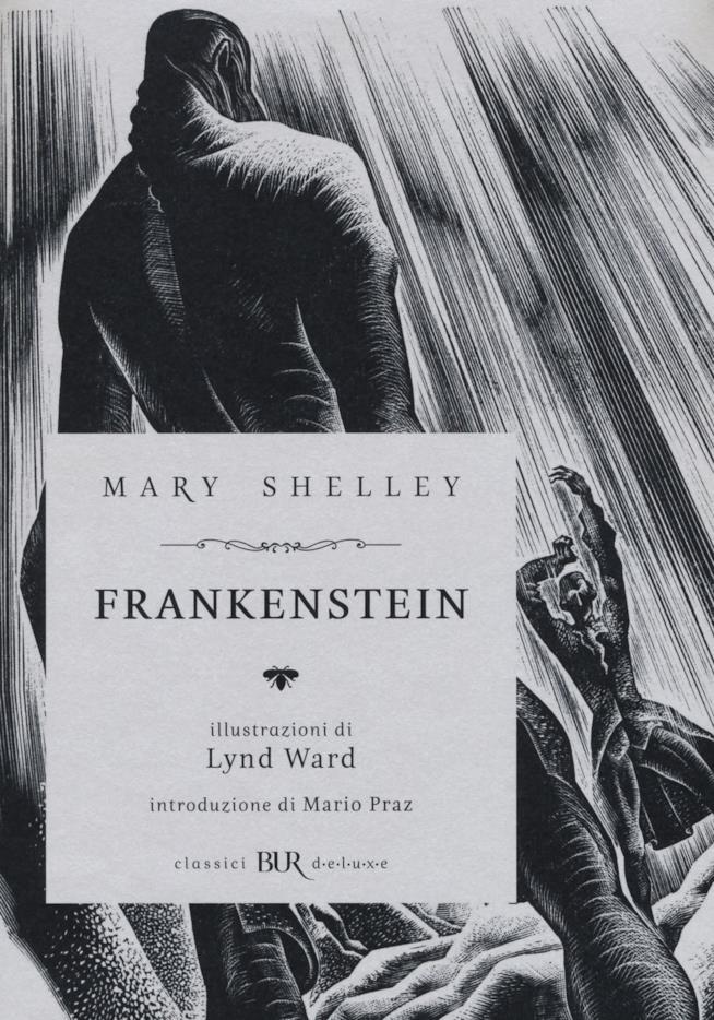 Frankenstein è stato scritto da Mary Shelley