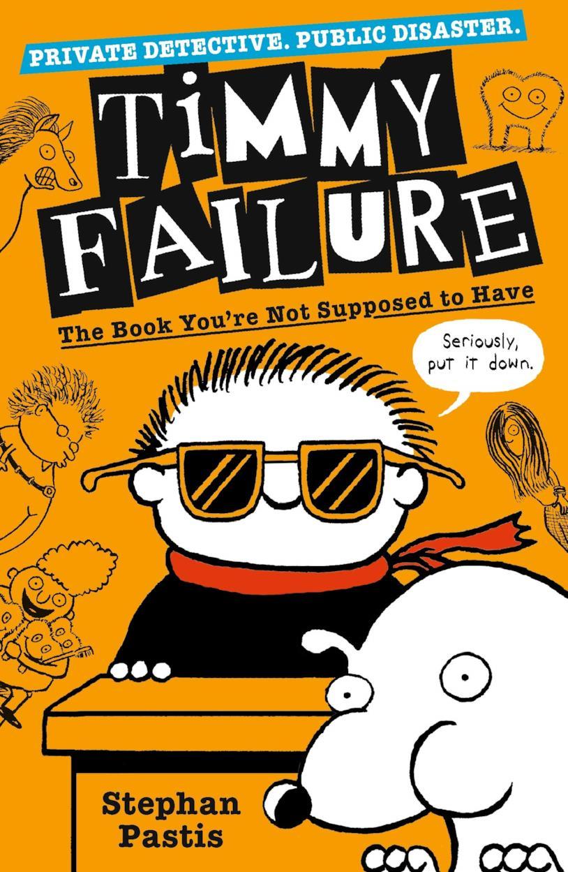 Timmy Frana quinto libro copertina