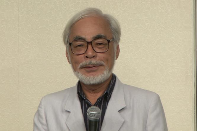 Ecco l'uomo senza fine: Hayao Miyazaki
