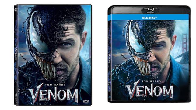Venom - Home Video - DVD - Blu-ray