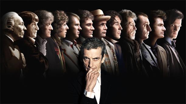 I protagonisti di Doctor Who