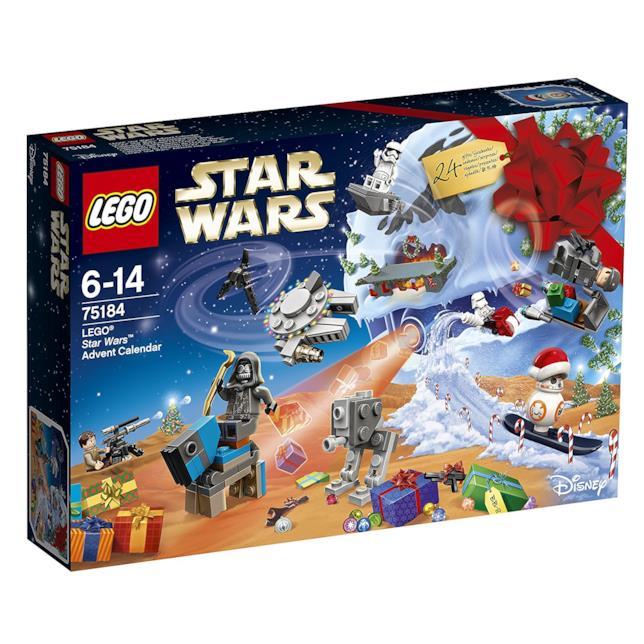Il calendario dell'avvento di LEGO Star Wars