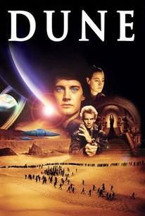 Locandina di Dune, diretto da David Lynch nel 1984