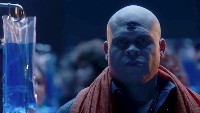 Il misterioso monaco di Legion