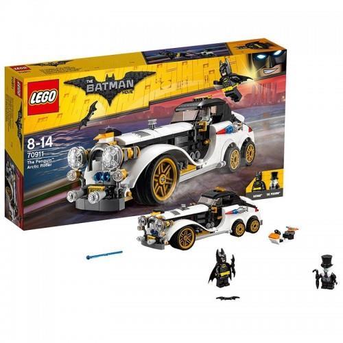 LEGO Batman - La macchina del Pinguino