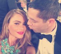La selfie di Sofia Vergara ai Golden Globe
