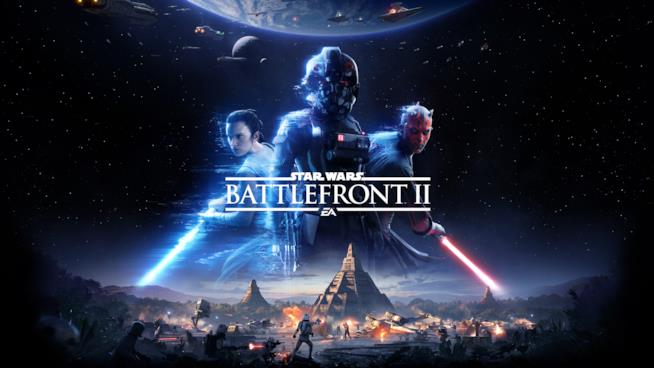 Star Wars Battlefront 2 edito da Electronic Arts