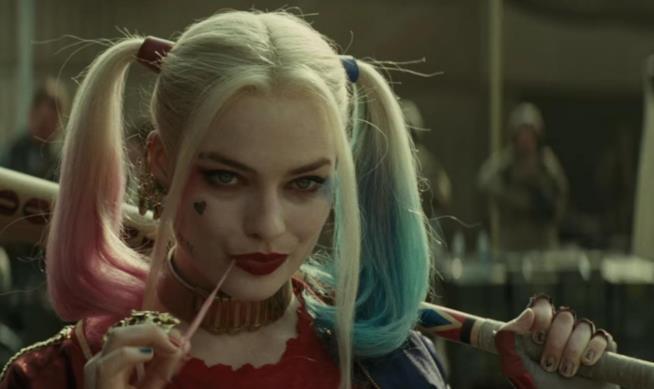 Suicide Squad, una scena con Harley Quinn